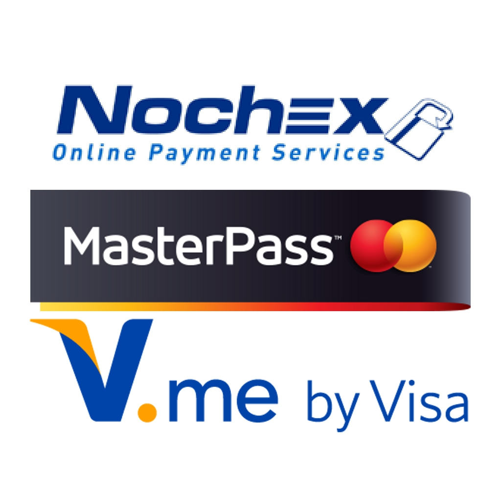 MasterPass & V.me with Nochex